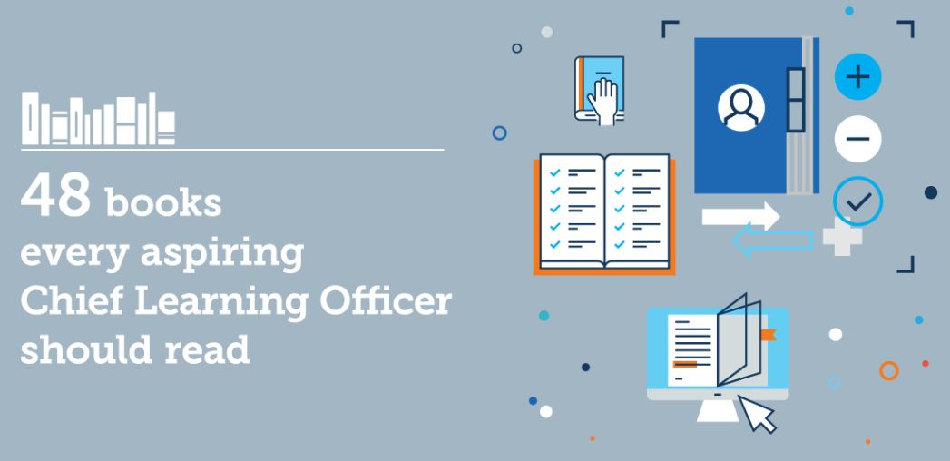 """""""Optimizing Talent"""" Makes the List of """"48 Books Every Aspiring Chief Learning Officer Should Read"""""""